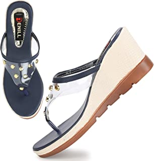 Denill Latest Collection, Comfortable & Stylish Wedges for Women's and Girl's