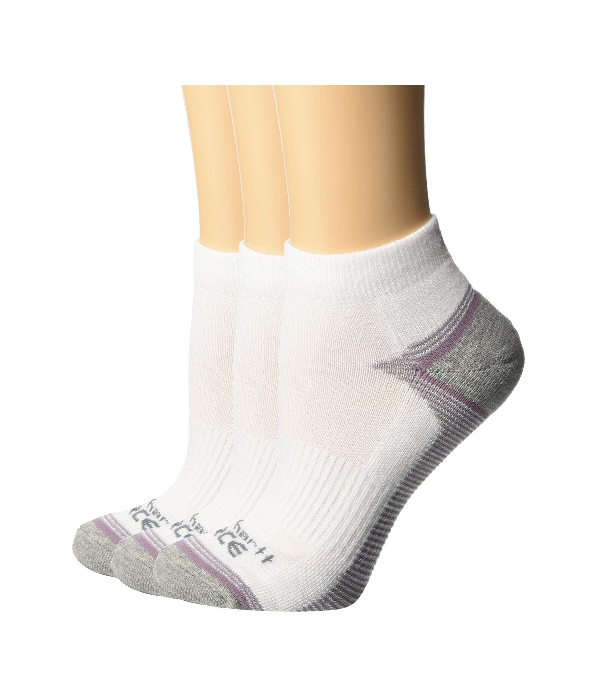 Force Cut Socks Carhartt Performace 3 pair White Low Work 7PRaq