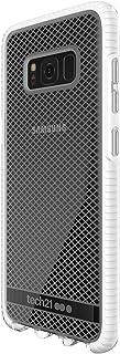 Tech21 Evo Check Case for Galaxy S8 - Clear/White