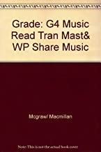 Music Reading Transparency Masters and Worksheets (Grade 4)