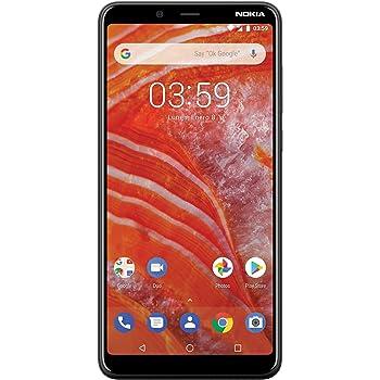 "Nokia 3.1 Plus - Android 9.0 Pie - 32 GB - 13 MP Dual Camera - Single SIM Unlocked Smartphone (AT&T/T-Mobile/MetroPCS/Cricket/Mint) - 6.0"" HD+ Screen - Charcoal"