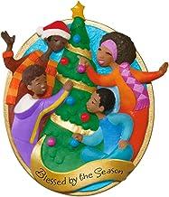Hallmark Keepsake Family Christmas Blessed by The Season Holiday Ornament