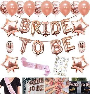 Party Propz Bachelorette Decorations 26-Pieces Set
