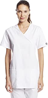 white medical tunic