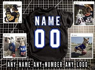 Dog jersey | Personalized pet jersey