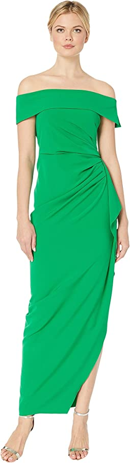 e77da6b80aa4 Green 1. 35. Vince Camuto. Off the Shoulder Gown ...