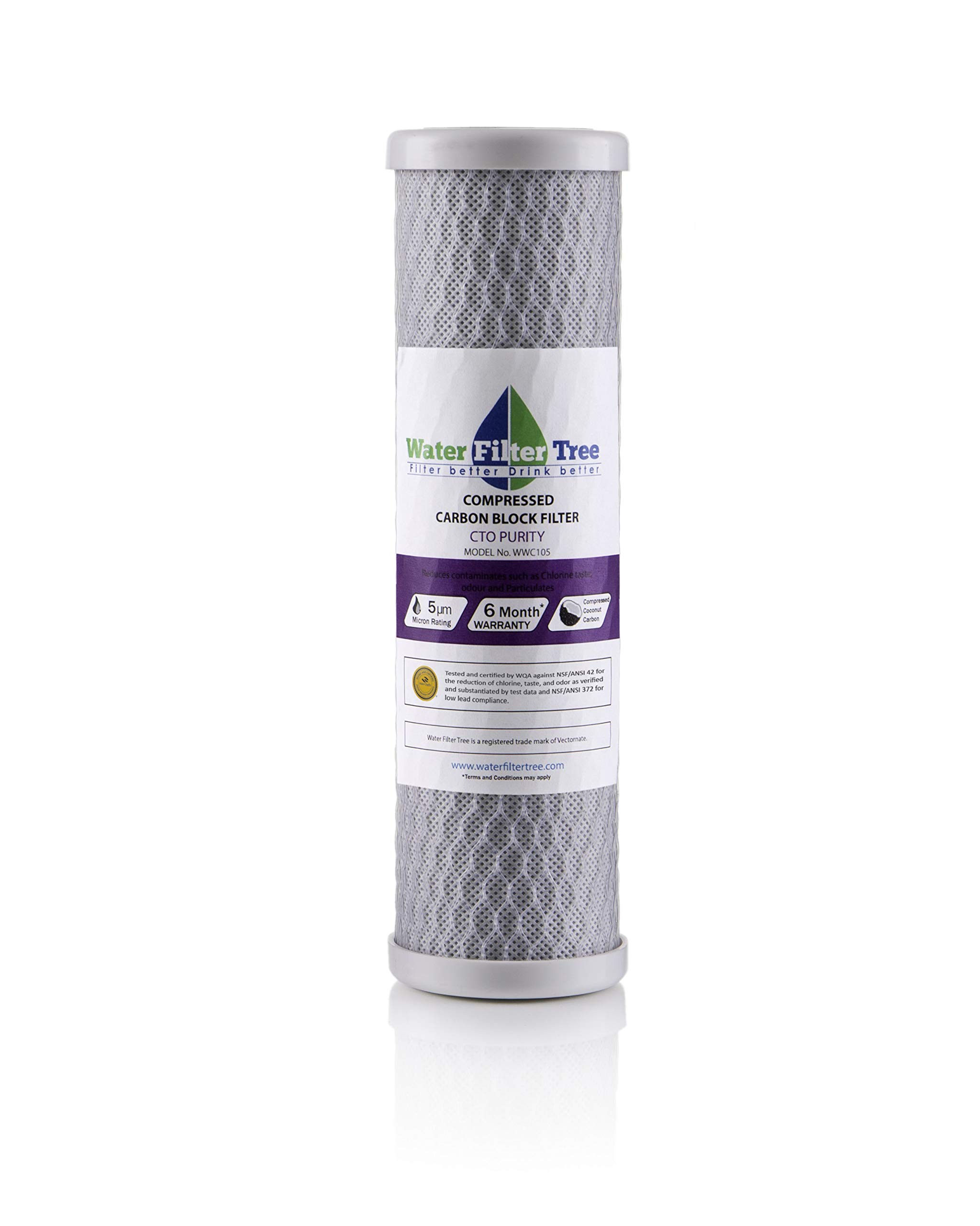 Ventline BCC024600 range hood filter Fits also to 53028 8 X 8 VNF-ZM03 Water Filter Tree
