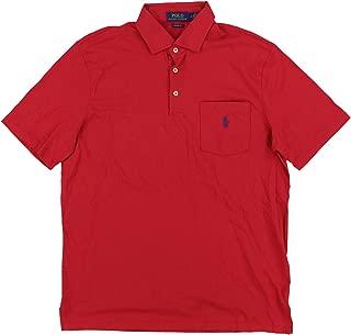 Mens Interlock Pocket Polo Shirt