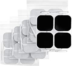 AUVON TENS Unit Pads Electrode Patches with Upgraded Self-Stick Performance and Non-Irritating Design for Electrotherapy