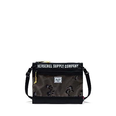 Herschel Supply Co. Alder (Desert Camo/Black) Handbags