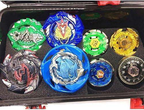 connotación de lujo discreta DYsu Case 8 Set Set Set Beyblade Burst Juguete Infancia Starter Juguetes BaTalla Gyro Descompresión Juguet Peonza Beyblade-8Set-00131 bellamente en Caja  mas preferencial