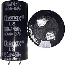 Snap In Capacitors 180uF 450V 22X45(MM) 2 PCS