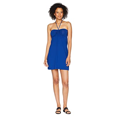 Tommy Bahama Tambour Sundress (Dark Cobalt) Women