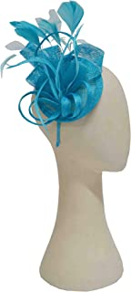 Sinmay Pillbox Feather Fascinator