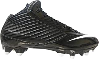 Nike Vapor Speed 3/4 TD Black Men's Football Cleats 8.5 US