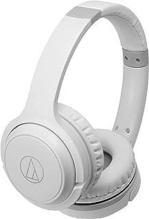 audio-technica ワイヤレスヘッドホン 最大40時間再生 ホワイト ATH-S200BT WH