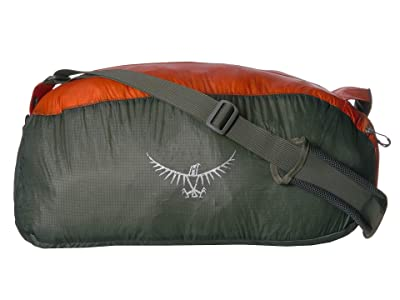 Osprey Ul Stuff Duffel (Poppy Orange) Duffel Bags