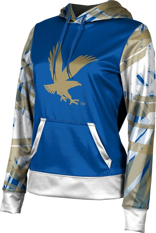 ProSphere Embry-Riddle Aeronautical University Worldwide Girls' Pullover Hoodie, School Spirit Sweatshirt (Crisscross)
