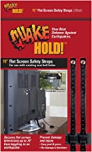 """Quakehold! 4516 70"""" Flat Screen T Safety Strap"""