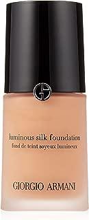 Giorgio Armani Luminous Silk Foundation - # 9 Natural Suede - 30Ml/1OZ
