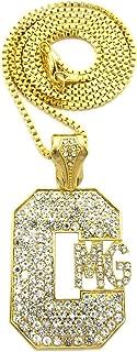 New KOTTONMOUTH KINGS Pendant /&2mm//24 Box Chain Hip Hop Necklace RC507BXR