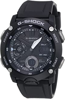 Casio G-Shock Analog-Digital Black Dial Men's Watch-GA-2000S-1ADR (G970)