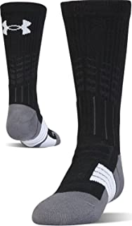 Under Armour Youth Unrivaled Crew Socks, 1-Pair