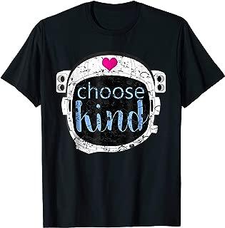Choose Kind T-Shirt Be Kind Teacher Shirt Anti Bullying Love