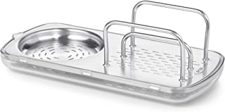 OXO Good Grips Stainless Steel Sink Organizer Sink Organizer Stainless