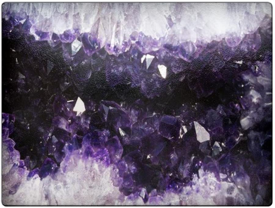 Geode Amethyst Crystal Limited time cheap sale - Board New mail order Glass Cutting