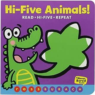 Hi-Five Animals! (A Never Bored Book!)