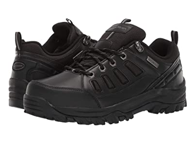 SKECHERS Relaxed Fit Relment Semego (Black) Men