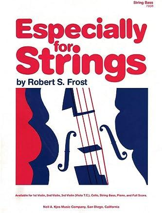 Frost, Robert S.–specialmente per corde–Bass