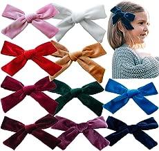 Best velvet bow hair clip Reviews