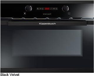 Küppersbusch Einbau-Dampfgarer EDG6260.0, Design:schwarz  Black Velvet
