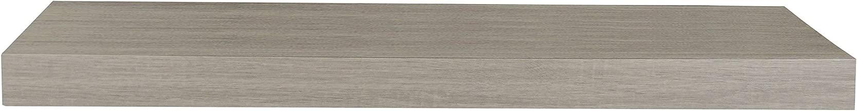 Lewis Hyman 0191903 InPlace Floating Shelf, Driftwood