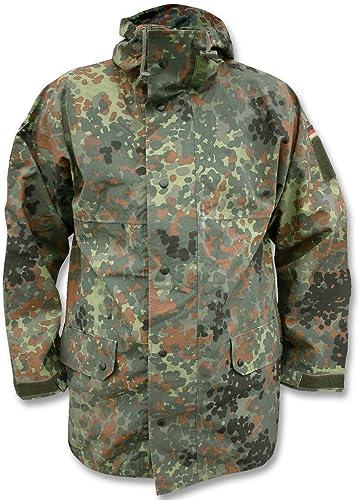 Mil-Tec BW Veste Prougeection Contre l'humidité Camouflage neuanfertigung