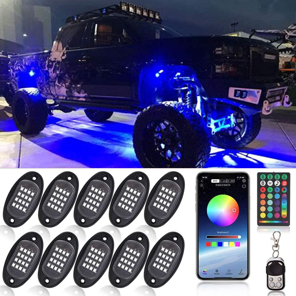Rock Lights Led for Trucks R New LEDs 160 OFFicial Generation Purchase
