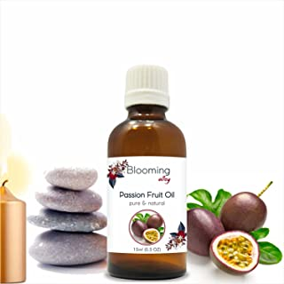 Passion Flower Oil 100% Natural Pure Undiluted Uncut Essential Oil by Blooming Alley (15ml)