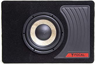 "$699 » Focal Flax Universal 8"" Subwoofer Enclosure with P20F Subwoofer"