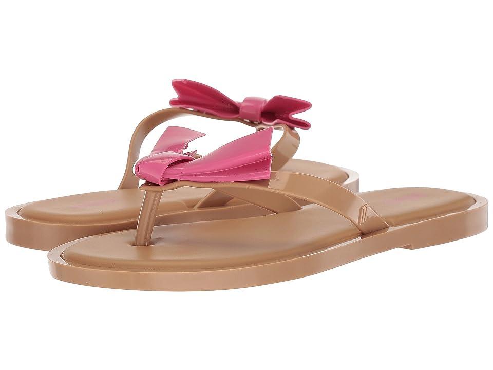 Melissa Shoes Comfy (Beige/Pink) Women