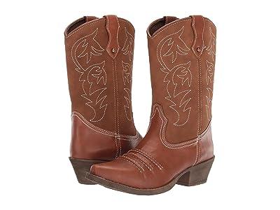 Dingo Prairie Rose (Rust) Cowboy Boots