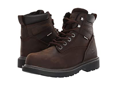 Wolverine Floorhand Steel Toe 6 Work Boot Women