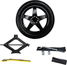 2008-2019 Dodge Challenger Complete Spare Tire Kit – All Trims – Modern Spare