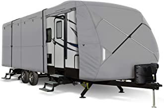 Travel Trailer RV Cover Fits 14' 15' 16' feet Trailer Camper 3 Layer