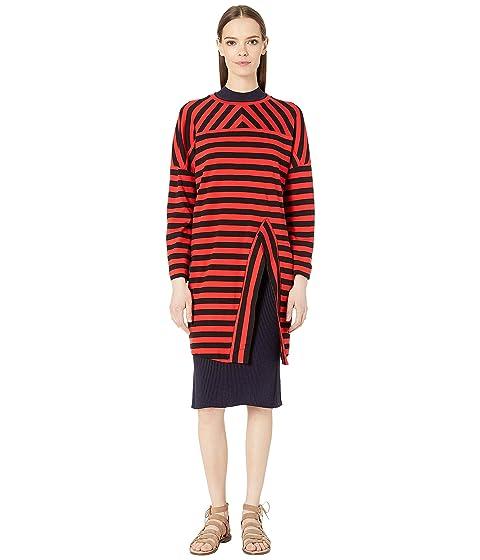 Sonia Rykiel Jersey Striped Sweatshirt