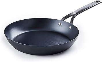BK Cookware Skillet Black Carbon Steel, 10'