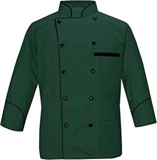Best green chef jacket Reviews