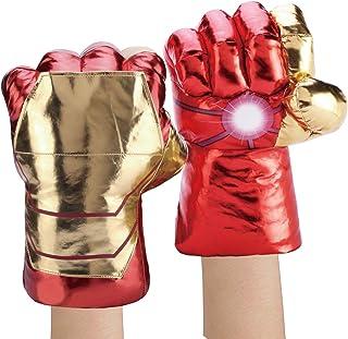 ELITEVER Kids Superhero Hands Superhero Gloves for Boys, Toddler Superhero Fists