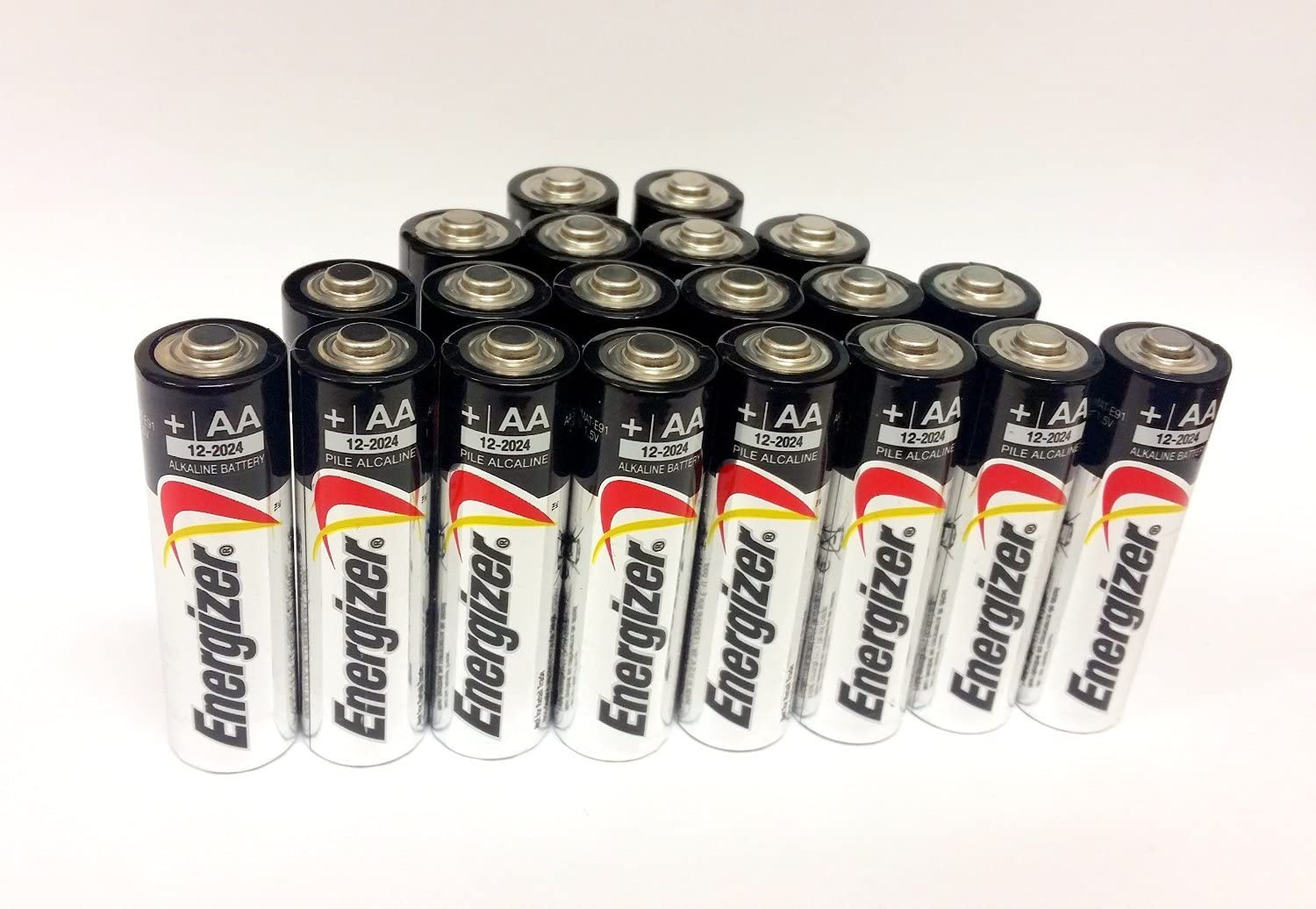 Energizer AA Max Price reduction Alkaline E91 Batteries in Expiration USA Made - 2021 model